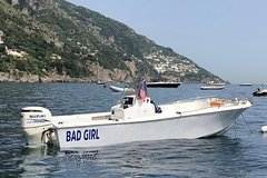 Positano and Amalfi: Private boat tour with local skipper