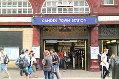 Imagen Private Tour: Camden Eclectic Culture and Markets Tour