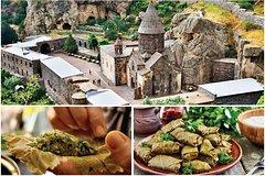 Individual Gastronomic Tour in Armenia 3 Gastro days in Armenia