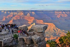 Grand Canyon Sunrise Tour + Antelope Canyon + Horseshoe Bend ALL FOR ONE DAY