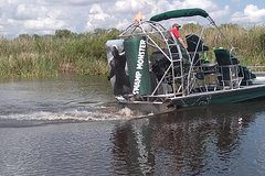 Air Boat Tours Palm Beach ( The Swamp Monster)