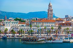 Private Transfer from Venice to Split, Hotel-to-hotel, English-speaking dri