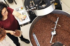 Imagen Coffee Master-Class at a Coffee Roaster