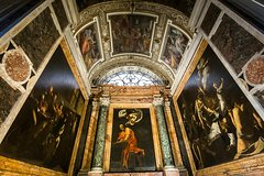 Caravaggios Art and Life Private Guided Tour with Hotel Pick-up by Marco