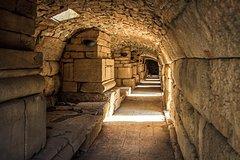Underground Rome Capuchins Crypt & San Clemente Basilica Tour w Hotel P