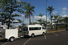 Safe Private Transfer from Cairns to Port Douglas for up to 13 people