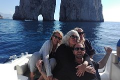 Capri shared boat tour from Sorrento