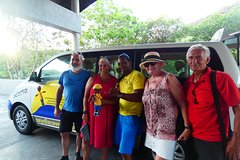 SEDITO - group tour (Mahe Island) 7-8 hours with swimming stop