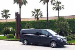 Private Transfer from Palermo airport to Palermo city or vice versa