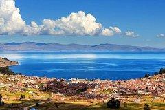 Copacabana - Lake Titicaca and Isla del Sol. Full Day