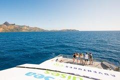 Fiji Island Catamaran Transfers to Denarau