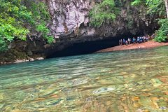 Zip Lining and Cave Tubing Caves Branch