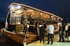 Arena River Dinner Cruise at Bangkok with Transfer
