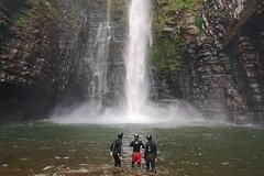 Canyoning to Mac-Mac Waterfall