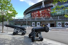 Imagen Entrada al Emirates Stadium y al museo del Arsenal con audioguía