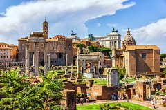 Rome Palatine Hill, Roman Forum and Imperial Palace Tour