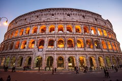 Colosseum, Palatine Hill and Roman Forum Tour