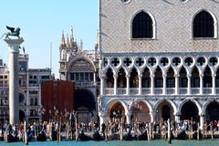 Doges Palace guided tour and Gondola ride