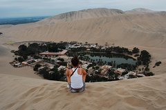 Imagen Private Tour to Huacachina from Paracas