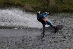 Cable Wakeboard Lake Taupo