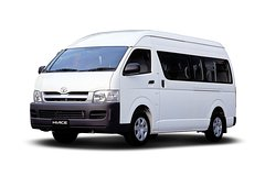 PHUKET Private Van 4-10 Pers-Transfer Phuket Airport-Phuket City-All Beach
