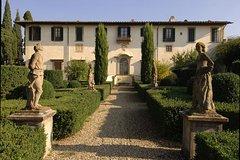 Tuscan 'Bella Vita': Wine Tasting, Light Lunch, Cellar Tour and Swim