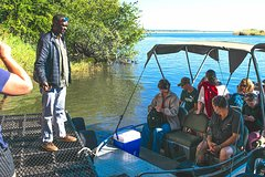 Chobe Day Game Safari: From Kasane