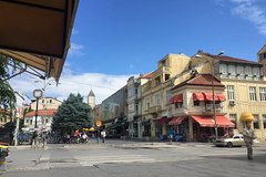 Sightseeing Transfer from Skopje to Ohrid with a stop at Bitola