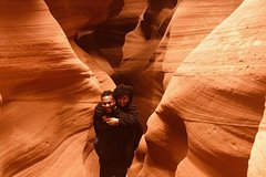 Antelope Canyon + Horseshoe + Valley of Fire from Las Vegas