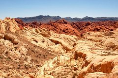 Valley of Fire Evening Sci-Fi Movie Photo Tour & Stargazing from Las Vegas