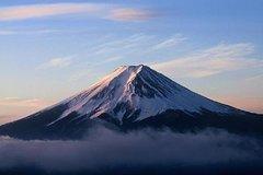 Mt Fuji Hakone Lake Ashi Cruise and Bullet Train Day Trip from Tokyo