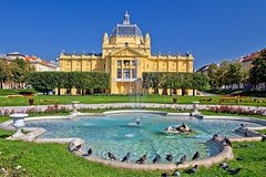Transfer from Venice to Zagreb