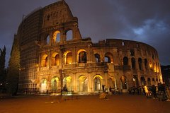 Colosseum at Sunset Private Tour