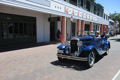Imagen Private Shore Excursion: Napier Highlights in a Vintage Car