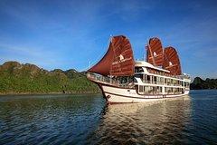 2 day 1 night cruise in Halong Bay from Hanoi - Perla Dawn Sails