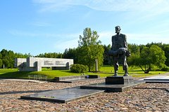 Private tour from Minsk to Stalin line complex and Khatyn memorial