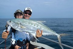 Out n About Sportfishing - Share and Private Charters - Reef and Estuary