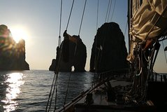 Eco slow private boat tour Amalfi Coast or Capri island