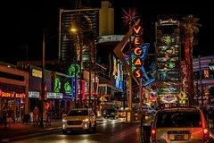 See Las Vegas' Origins: History & Street Photography Walking Tour (Neon Nights)