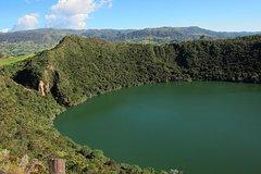 El Dorado Laguna de Guatavita