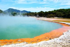 Imagen Rotorua including (Wai-O-Tapu) Tour from Auckland in Small Groups