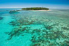Green Island HALF Day Trip from Cairns with City Transfers