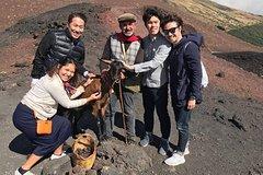 Tour Mount Etna