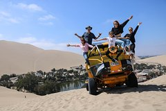 Imagen PRIVATE ADVENTURE GETAWAY (2 DAYS 1 NIGHT IN HUACACHINA) FROM LIMA