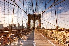 Tour- Brooklyn Bridge at sunset