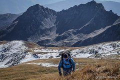 Hiking at Korabi Mountain Peak in a 2 Days Tour from Tirana