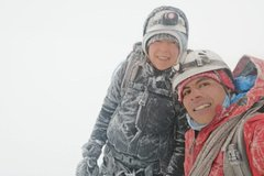 Attempt of Snowy Top of Tolima 4D
