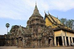 2 Days Private Guide Tour Phnom Penh Overland to Siem Reap via Kompong Thom
