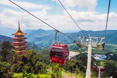 Imagen Escapada de un día a Genting Highlands desde Kuala Lumpur con viaje en teleférico Skyway