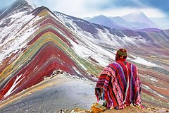Imagen Full-Day Tour and Hike to Rainbow Mountain from Cusco, Peru